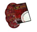 Complete Card Magic DVD
