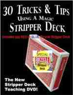 Stripper Deck with DVD