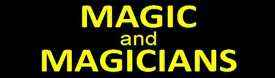 Magic and Magicians