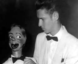 Roy Huston ventriloquist and Magician